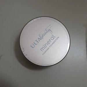 Ulta makeup powder